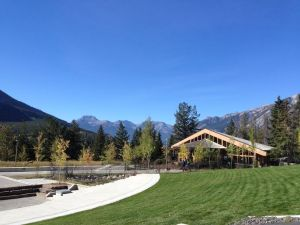 ISSW returns to its roots (and this excellent view) in Banff.